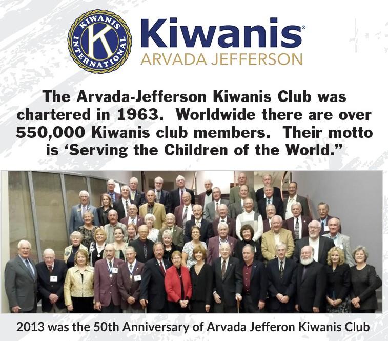 Arvada Kiwanis Appreciation Group