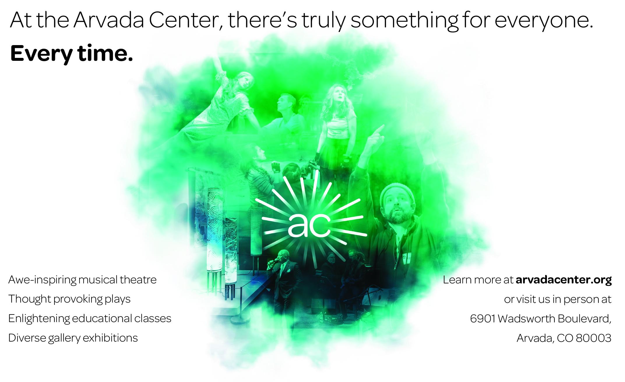 Val-U-Ads Arvada Non-Profit Arvada Center